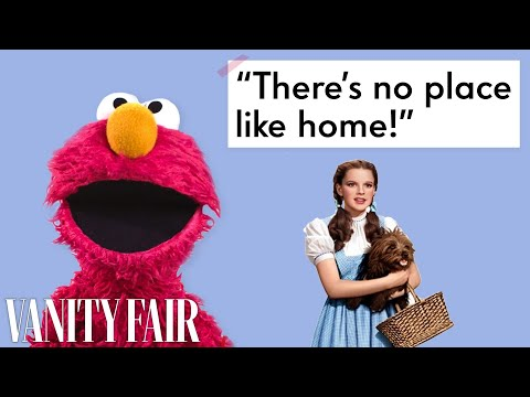 The Cast Of Sesame Street Reads Famous Movie Quotes