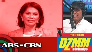 Gov't officials, civic groups mourn passing of Gina Lopez | DZMM
