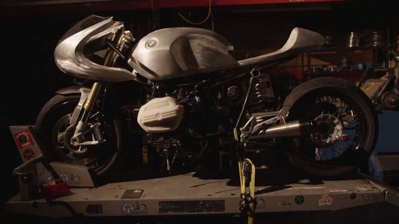 画像: The BMW Concept Ninety Story. BMW Motorrad. youtu.be
