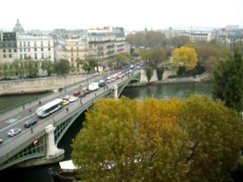 Panorama de Paris.AVI