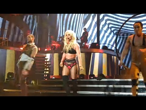 Britney Spears - Circus (Live 01 FEB 2017)