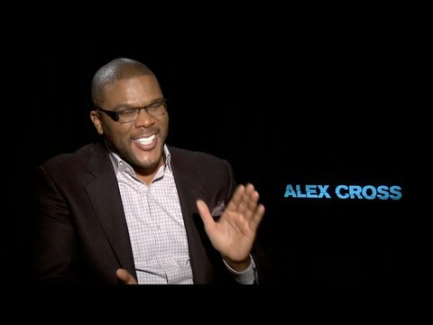 Tyler Perry and Matthew Fox Interview for ALEX CROSS
