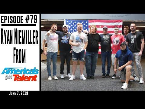 79 - Ryan Niemiller From America's Got Talent : Heartland Radio 2.0