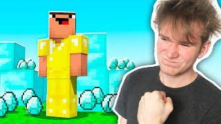 PRZYŁAPAŁEM CHEATERA NA GORĄCYM UCZYNKU!   Minecraft Extreme