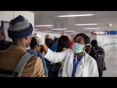 South Africa quarantines citizens evacuated from coronavirus epicenter