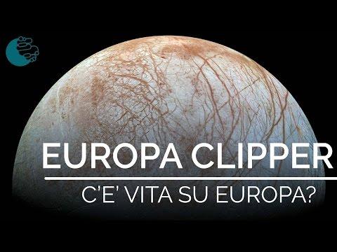 Cercando la vita sulla luna Europa... - Empty Space