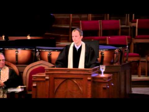 Scott Barnes' Last Sermon, April 3, 2016