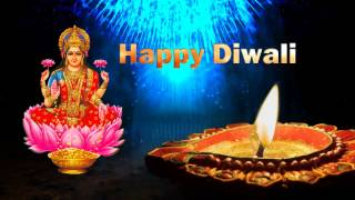 Happy Diwali Wishes with Animation Background Videos