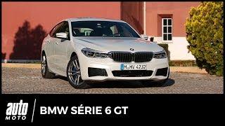 2018 BMW Série 6 GT [ESSAI] : Pékin Express