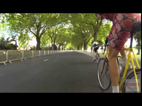 Cycle Live Nottingham Fixed gear Criterium
