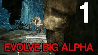 [1] Let's Play Evolve Big Alpha PC w/ GaLm [1080p 60FPS]