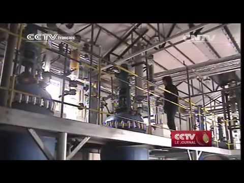 La filière nucléaire chinoise continue sa progression