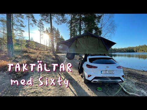 TAKTÄLTAR MED SIXTY   TEAM LOST