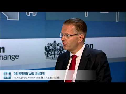 Dr Bernd van Linder on Basel III | Saudi Hollandi Bank | World Finance Videos