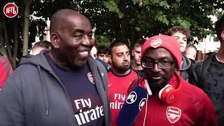 Fulham 1-5 Arsenal   Alex Iwobi Was Absolutely Brilliant! (Ty)