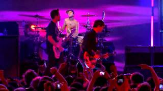 Blink-182 - Whats My Age Again at Jimmy Kemmel