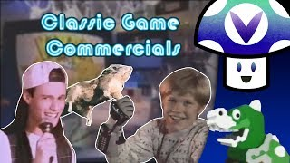 [Vinesauce] Vinny - Classic Game Commercials (PART 1)