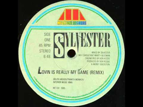 Sylvester - Taking Love Into My Own Hands (1984)