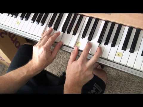 Easy Piano - Play It Again - Luke Bryan