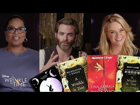 """Legacy of the Book"" - Disney's A Wrinkle in Time"