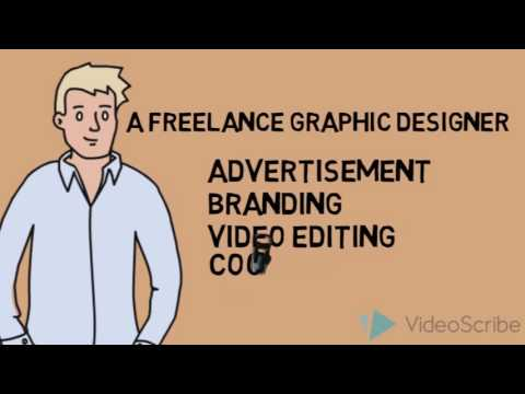 Self Promotion Graphic Designer