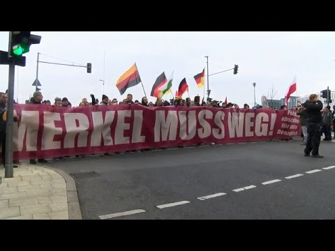 LIVE: Anti-Merkel protest to take place in Berlin