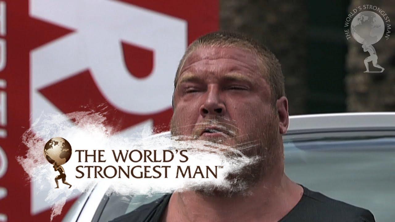 2007: Car Dead Lift - Terry Hollands | World's Strongest ...