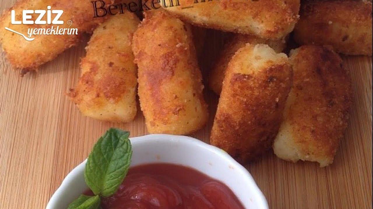Çıtır Çıtır Bir Lezzet: Patates Kroket Tarifi