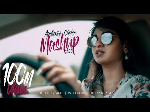 Audience choice mashup 2020 | Multilingual | 15 tracks | Nithyashree | Caveman's Studio