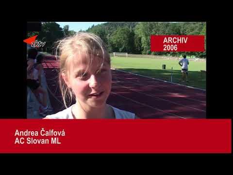 Z archivu Atletické závody 2006