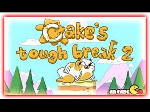 Adventure Time - Cake's Tough Break 2 - Adventure Time Games