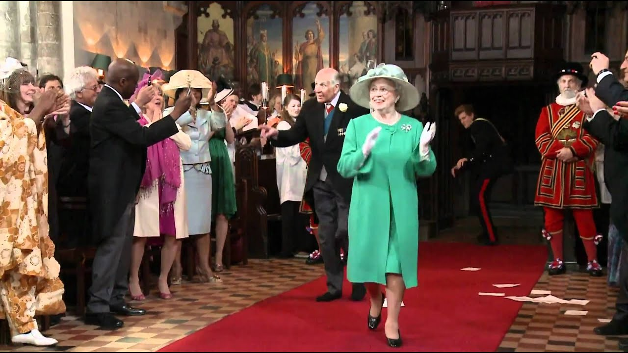 8cad58183eec4 Top 14 viral videos of 2011  Royal weddings