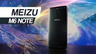 Обзор Meizu M6 Note от SMW. Лучший из Meizu по всем параметрам.