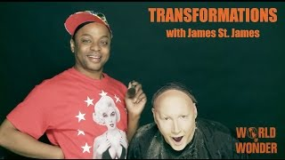 James St. James and Kennedy Davenport: Transformations