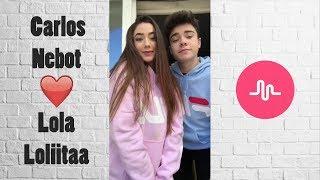 Gambar cover Lola Lolita ❤️ Carlos Nebot Musical.ly Compilation 2018 Los mejores musicallys