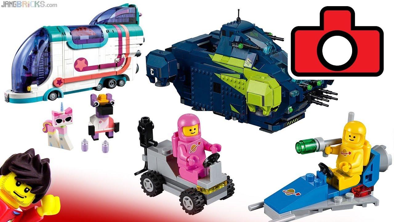Quick Look Lego Movie 2 Set Photos So Far Youtube