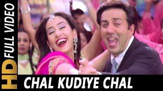 Chal Kudiye Chal | Sonu Nigam, Jaspinder Narula | Jaani Dushman: Ek Anokhi Kahani 2002 Songs | Sunny