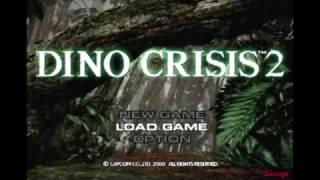 Dino Crisis 2 - New Game Hard Speedrun - S Rank - 1:07:57