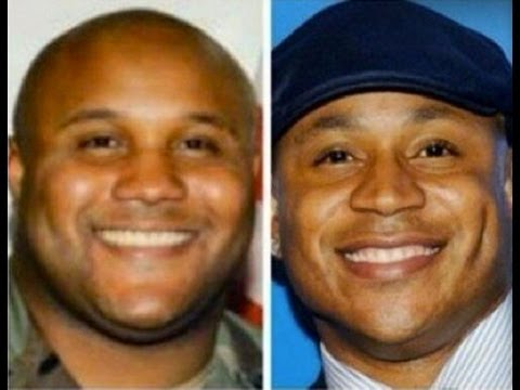 LAPD Problem; Christopher Dorner Looks Like LL Cool J Or Any Bald, Husky Black Man