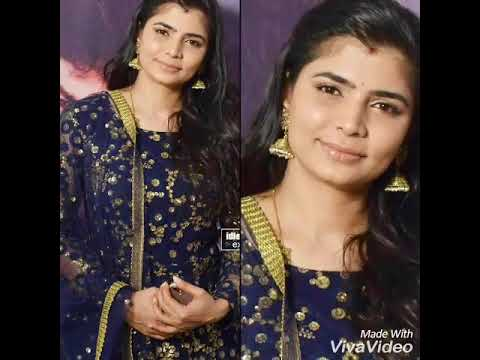 Chinmayi Sripada ( sweet humming)
