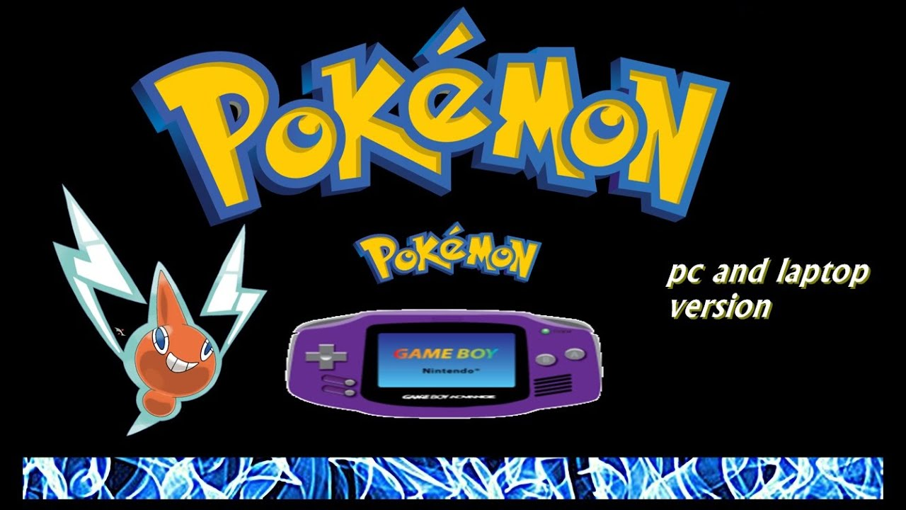how to download all gba pokemon games file for pc youtube. Black Bedroom Furniture Sets. Home Design Ideas