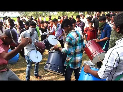 Teenmaar beats | Village tradition events | Theen maar band