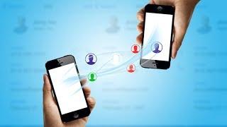 видео Перенос данных и контактов на айфон 7