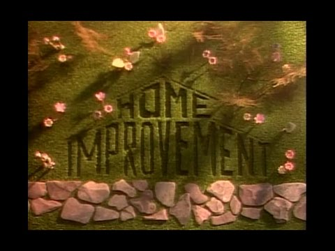 Home Improvement Season 2 Opening and Closing Credits and Theme Song