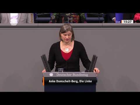 Anke Domscheit-Berg, DIE LINKE: Facebook ist kein Naturgesetz