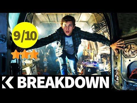 Breakdown: Ready Player One (2018) Tye Sheridan, Olivia Cooke