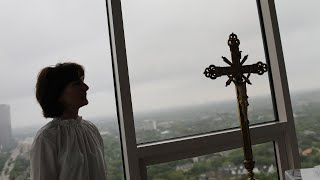 Texas woman reads letter she wrote to Vatican