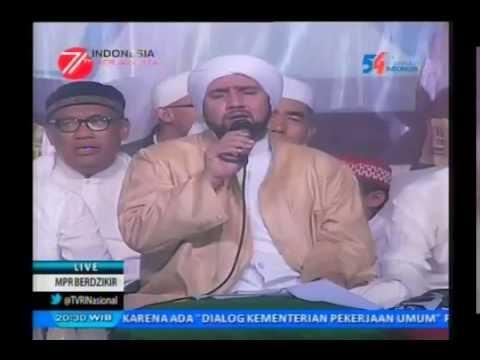 HABIB SYECH MPR RI BERSHOLAWAT 2016 [TVRI NASIONAL]