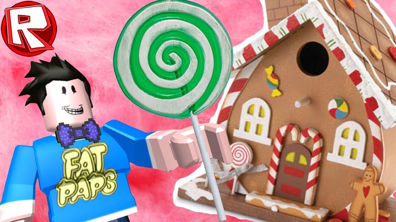 Escape The Zombie Asylum Obby Read Desc Roblox Escape Candy Land Obby Roblox By Fat Paps