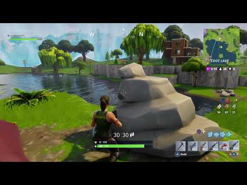 Fortnite Battle Royale - My Very First Win!!! PS4 Pro Gameplay thumbnail